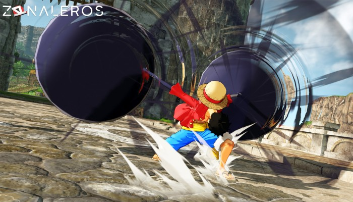 One Piece: World Seeker Deluxe Edition gameplay