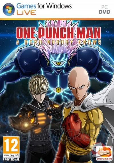 descargar One Punch Man: A Hero Nobody Knows Deluxe Edition