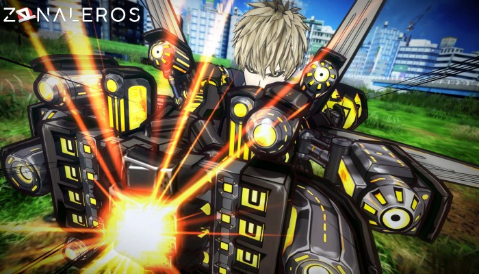 One Punch Man: A Hero Nobody Knows Deluxe Edition gameplay