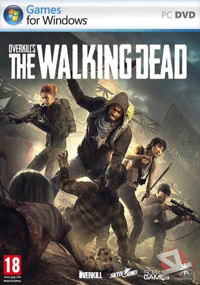 descargar OVERKILL's The Walking Dead Deluxe Edition