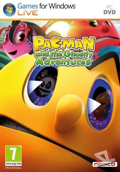 descargar Pac-Man and the Ghostly Adventures