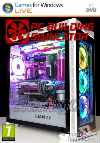 descargar PC Building Simulator Overclocked Edition