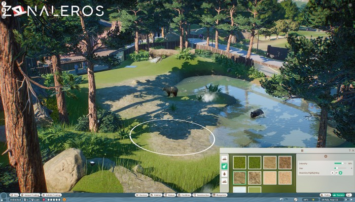 Planet Zoo Deluxe Edition gameplay