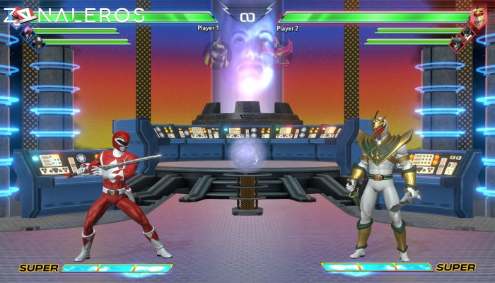 Power Rangers: Battle for the Grid por torrent