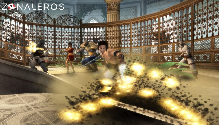 Prince of Persia: The Sands of Time por mega