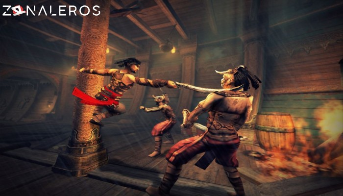 Prince of Persia: Warrior Within por torrent