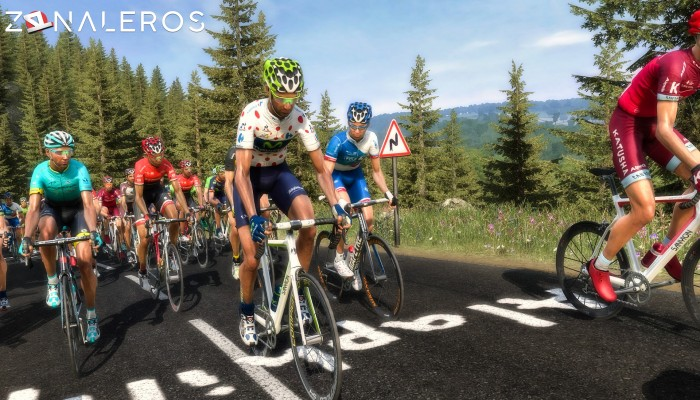 Pro Cycling Manager 2017 gameplay