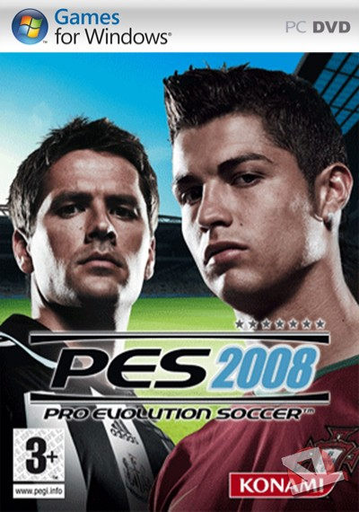 descargar Pro Evolution Soccer 2008