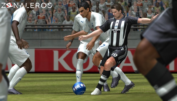 Pro Evolution Soccer 2008 gameplay