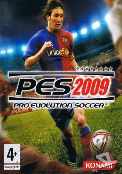 descargar Pro Evolution Soccer 2009
