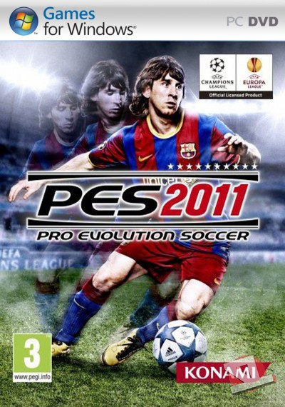descargar Pro Evolution Soccer 2011