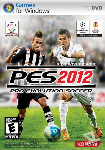 descargar Pro Evolution Soccer 2012