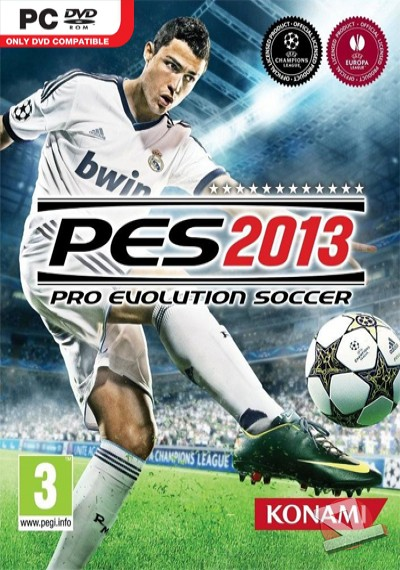 descargar Pro Evolution Soccer 2013