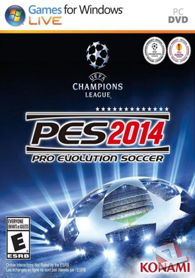 descargar Pro Evolution Soccer 2014