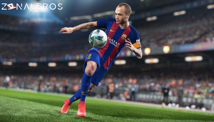 descargar Pro Evolution Soccer 2018