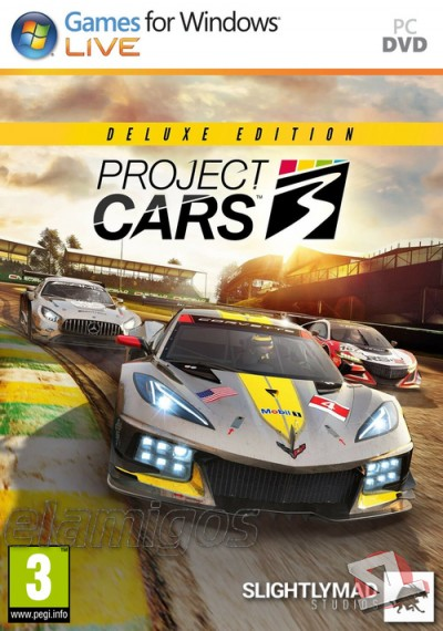 Project CARS 3 Deluxe Edition