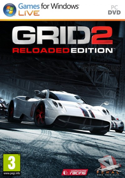 descargar Race Driver: GRID 2 Reloaded Edition