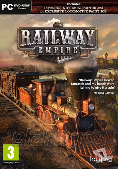 descargar Railway Empire