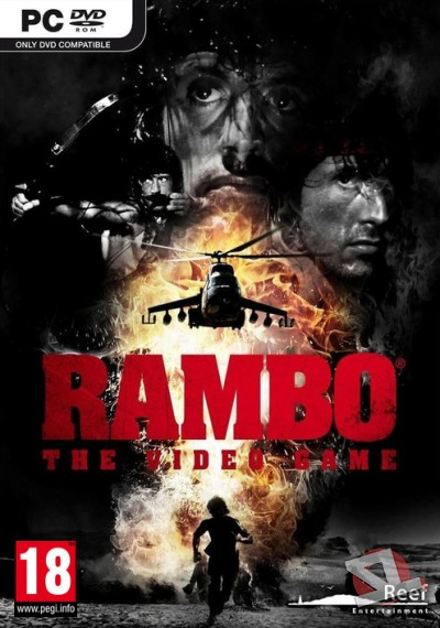 descargar Rambo: The Videogame