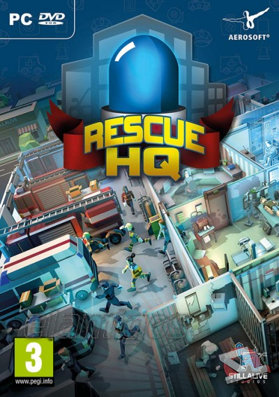 Rescue HQ The Tycoon