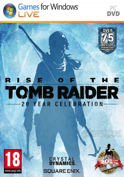 descargar Rise of the Tomb Raider: 20 Year Celebration