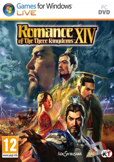 descargar Romance of the Three Kingdoms XIV