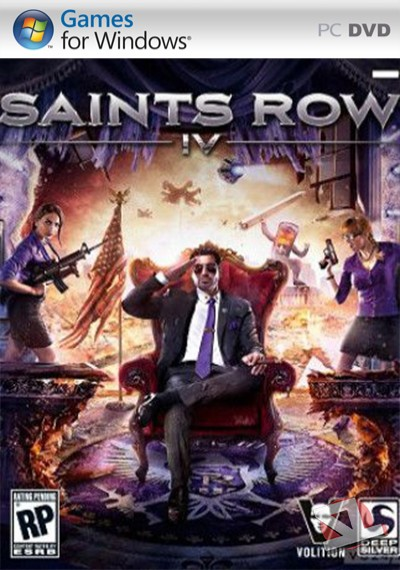 descargar Saints Row IV