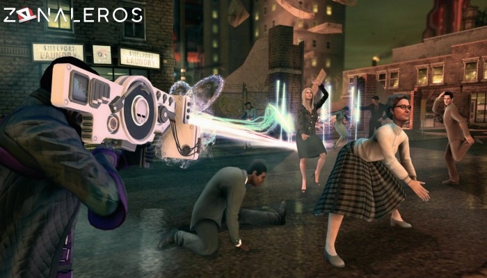 Saints Row IV: Game of the Century Edition gameplay