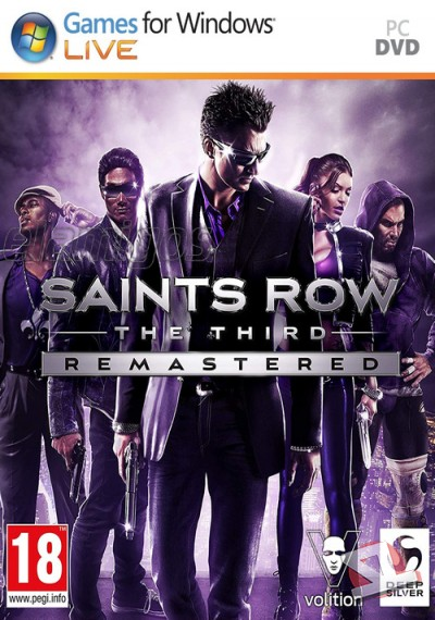 descargar Saints Row The Third Remastered