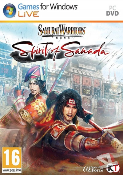 descargar Samurai Warriors: Spirit of Sanada