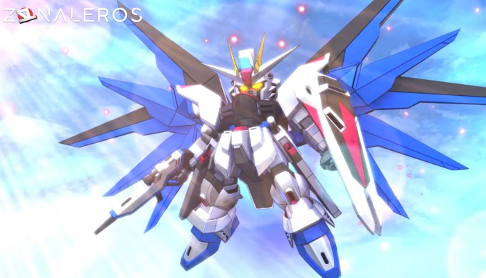SD Gundam G Generation Cross Rays gameplay