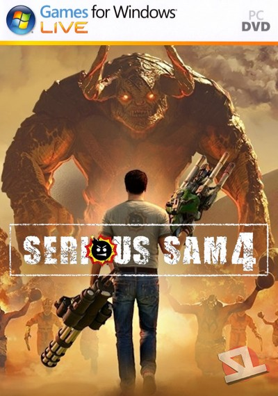 descargar Serious Sam 4 Deluxe Edition