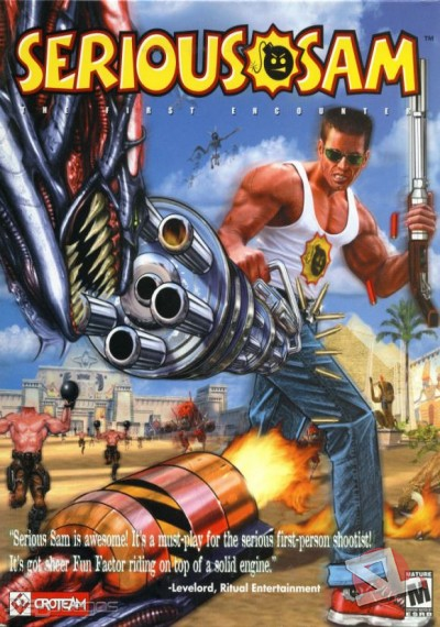 descargar Serious Sam The First Encounter