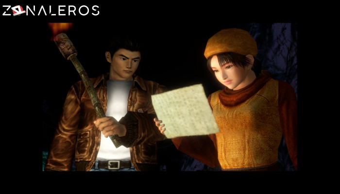 Shenmue I and II gameplay