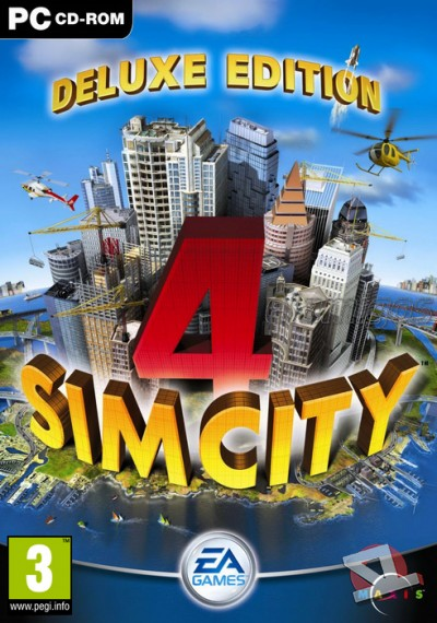 descargar SimCity 4 Deluxe Edition