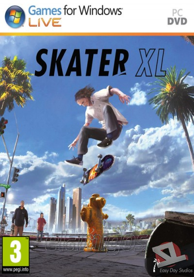 Skater XL The Ultimate Skateboarding Game