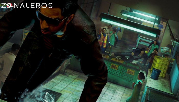 Sleeping Dogs: Definitive Edition gameplay