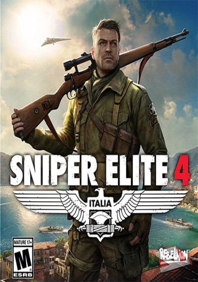 descargar Sniper Elite 4 Deluxe Edition