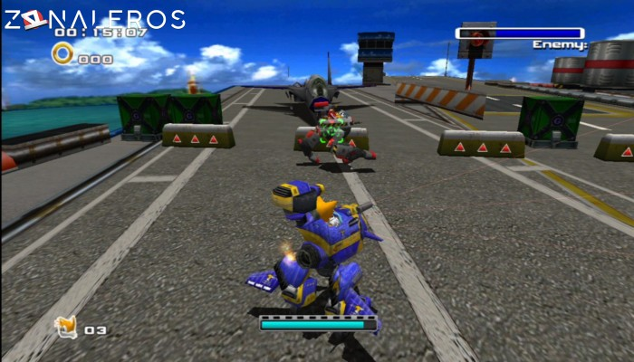 Sonic Adventure 2 gameplay