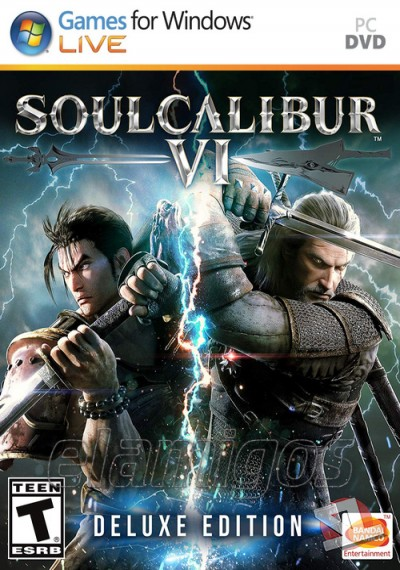 descargar SOULCALIBUR VI Deluxe Edition