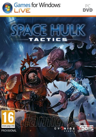 descargar Space Hulk: Tactics