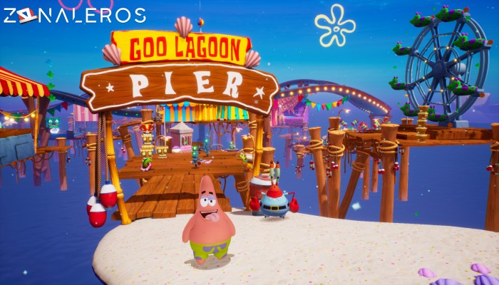 SpongeBob SquarePants: Battle for Bikini Bottom - Rehydrated por mega