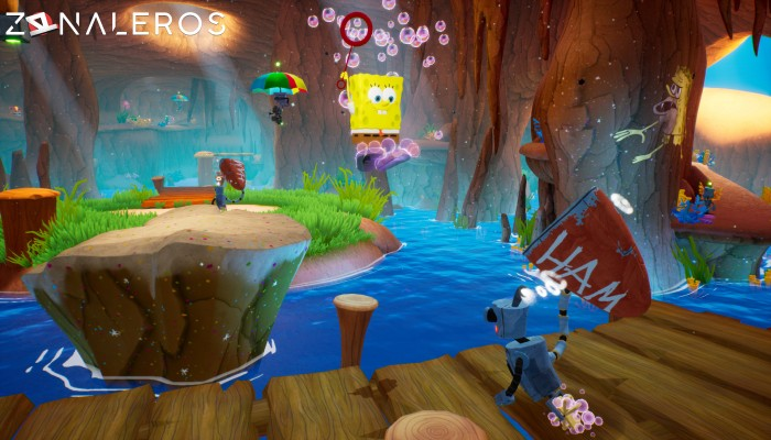 SpongeBob SquarePants: Battle for Bikini Bottom - Rehydrated por torrent