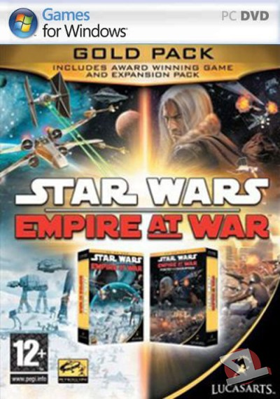 descargar Star Wars Empire At War Gold Pack