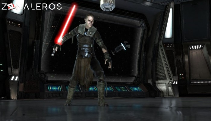 Star Wars: The Force Unleashed - Sith Edition por torrent