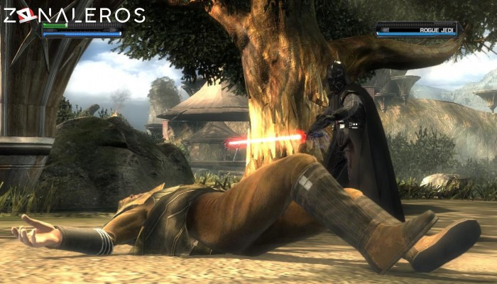 descargar Star Wars: The Force Unleashed - Sith Edition