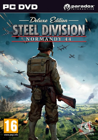 descargar Steel Division Normandy 44 Deluxe Edition