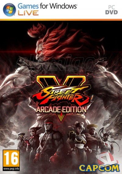 descargar Street Fighter V Champion Edition