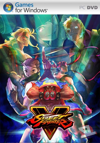 "Street Fighter V: General Story""A Shadow Falls"""
