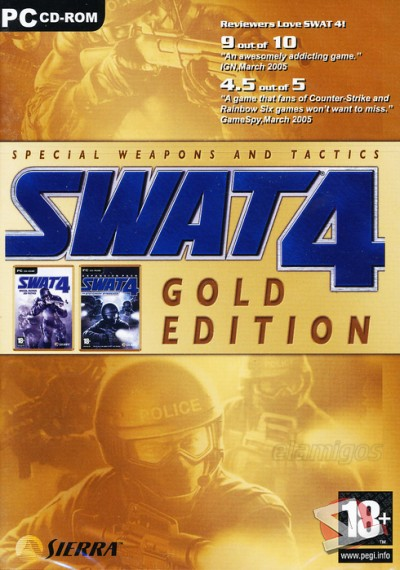 descargar SWAT 4 Gold Edition